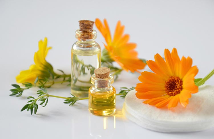 аромамасло для волос