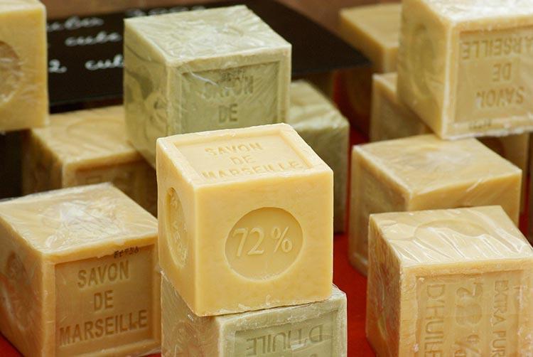 хозяйственное мыло кубиками