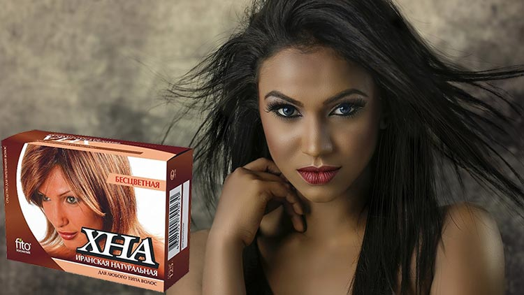Маски для волос с бесцветной хной в домашних условиях