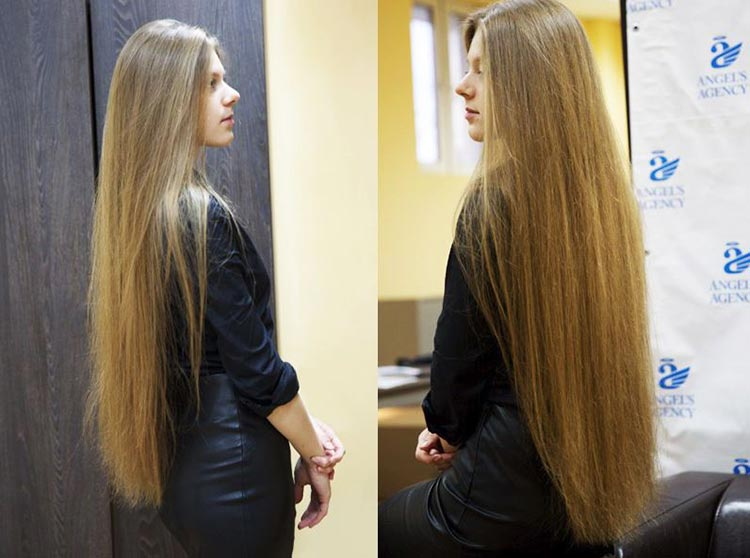 длинные волосы после никотинки