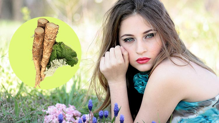 Листья и корень лопуха для волос: применение в отварах и масках