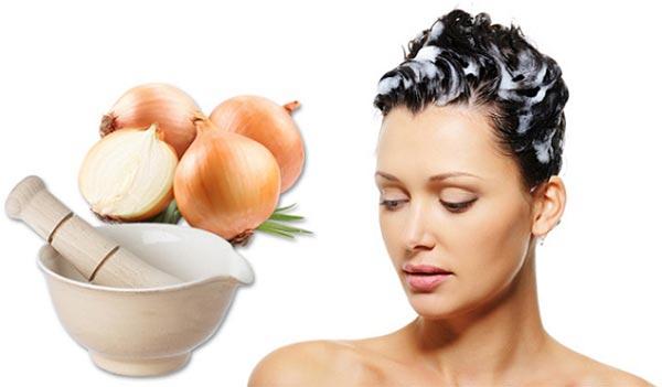 Лучшие рецепты луковых масок для волос против выпадения