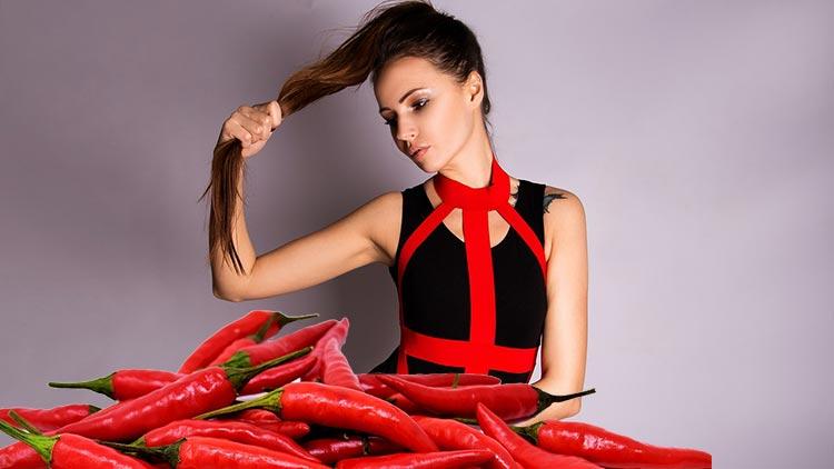 Настойка стручкового красного перца для роста волос и от выпадения