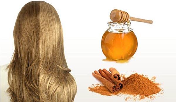 Маски с корицей и медом для волос, эффект осветления + отзывы